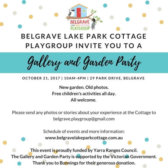 BLPC Gallery and Garden Party invite 4.9.17